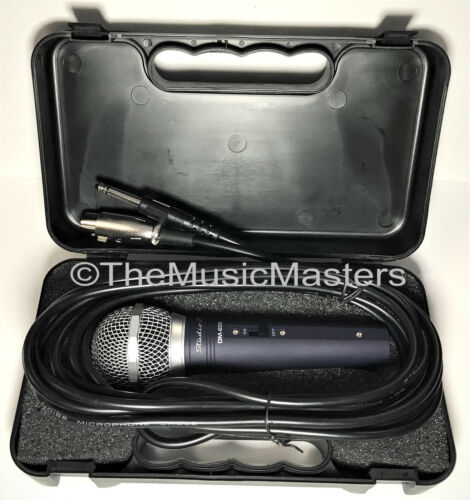 Dynamic Handheld Professional MICROPHONE w/ Case for Bands DJs Karaoke PA Vocals