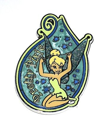 Sparkle Pixie Wings - LE Disney Pin✿Tinker Bell Tink Pretty Pixie Raindrop Water Sparkle Wings Rare!