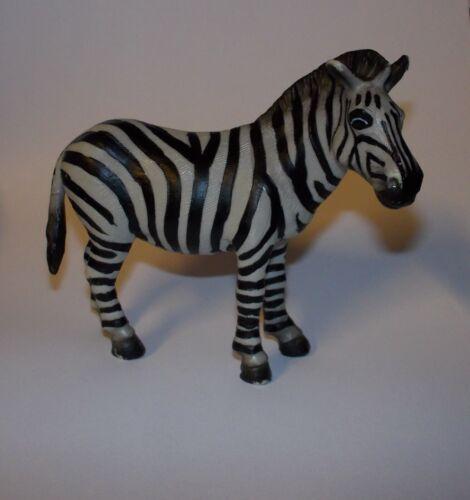 Schleich Zebra Mare Female Wild Animal Model Toy Figurine Toy