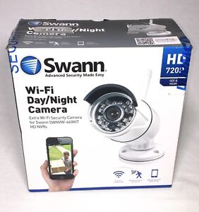 New! Swann NVW-485 HD Security Camera