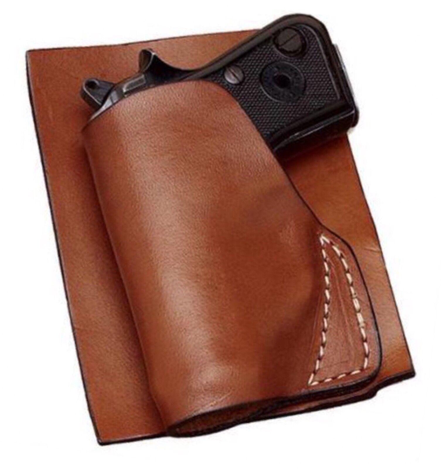 Hunter Holsters Leather Pocket Holster for Glock 42 2500-15