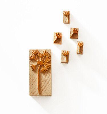Letterpress Dandelion - Wood Type 8 Line 338mm - 1 Set