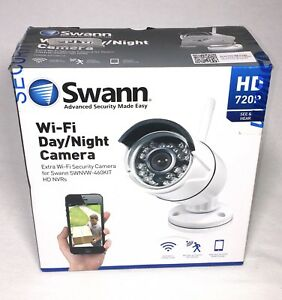 New in Box! Swann NVW-460 Wifi Camera