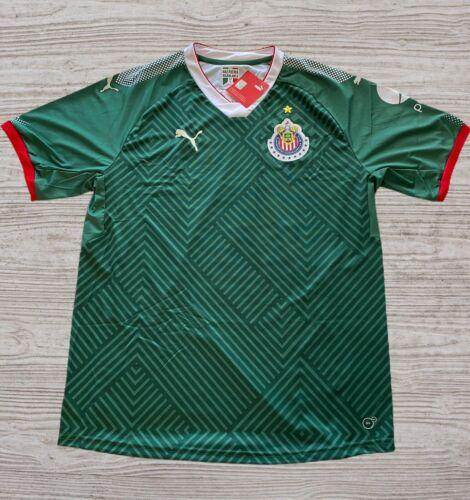 Jersey Original PUMA Club Deportivo Guadalajara Chivas Liga