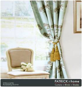 $30/m Made To Order / Free Installation / 85%Blockout Curtain (P0