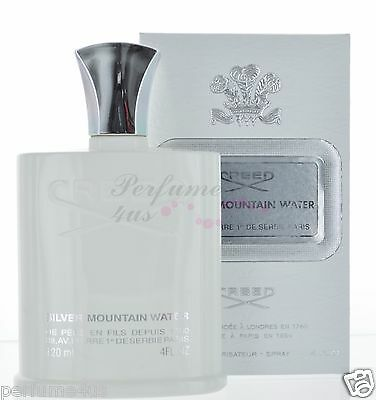 Silver Mountain Water By Creed Eau De Parfum Spray 4 0 Oz 120Ml New In Box