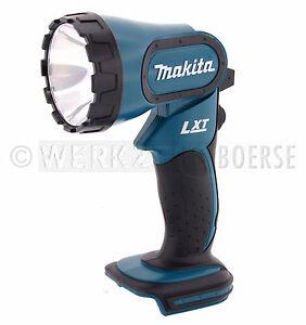 Makita LXT DML185 18V Akku- Lampe Arbeits- Leuchte Taschenlampe Handlampe Solo
