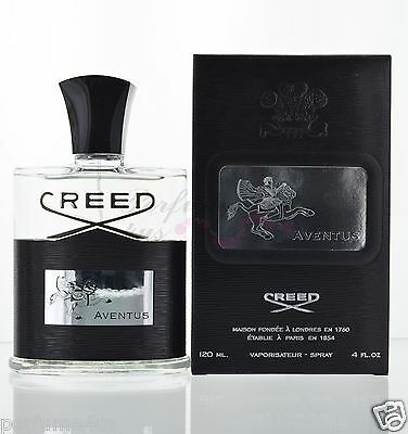 Creed  Aventus By Creed For Men 4 Oz  120 Ml Edp Millesime Spray New In Box