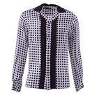 Long Sleeve 100% Silk Casual Shirts for Men