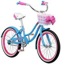 20 Girls Nickolodeon JoJo Bike Blue R0971TR