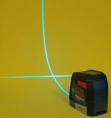 Excellent Bosch Gll40-20g Green-beam Self-leveling Cross-line Laser