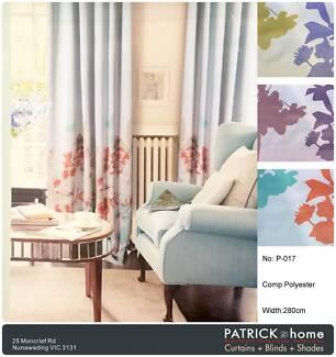 80% Blackout Curtain Customized(P017)