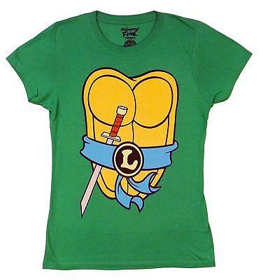 Teenage Mutant Ninja Turtles Leo Leonardo Kostüm Tmnt - T Shirt Ninja Kostüm