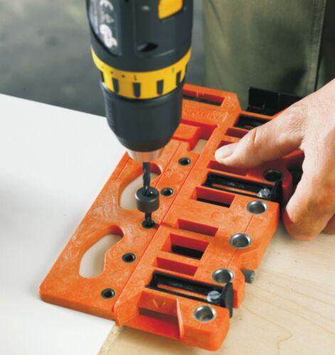 Blum Universal Cabinet Metabox Drawer Drill Guide Jig Template Hand Tool