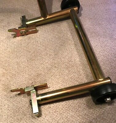 Pit Bull Motorcycle Rear Stand For Spool Type Swingarms