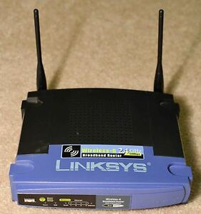 Solid Stable Linksys Router wrt54Gv8 with DD-WRT