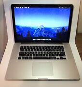 """2011 MacBook Pro 15"""" Collaroy Manly Area Preview"""