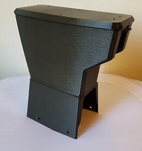 Honda CRX Arm Rest Replica by Gregparts LLC ~ armrest storage 88 89 90 91 CR-X