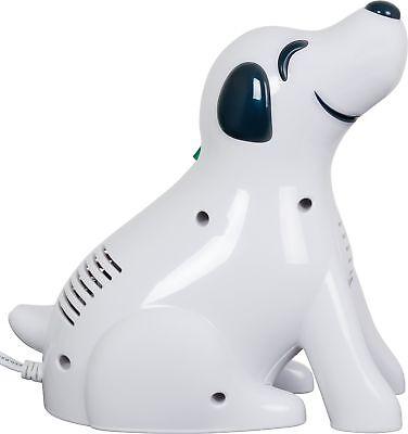 Roscoe Pediatric Dog Nebulizer Compressor System Item Neb-dog