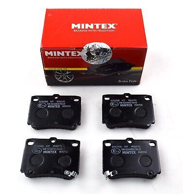 MINTEX FRONT AXLE BRAKE PADS FOR MITSUBISHI VOLVO MDB1727 FAST DISPATCH