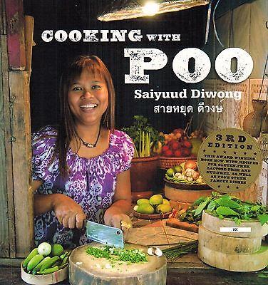 Cooking With Poo Saiyuud Diwong Thai Food Cookbook English Edition Top Cookbook