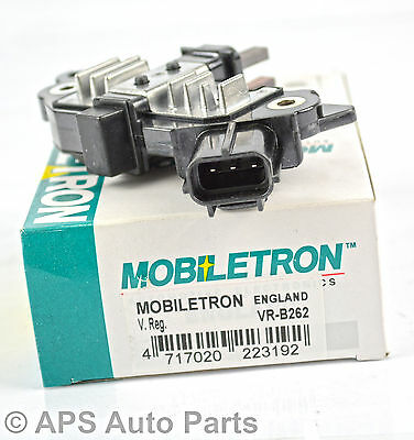 Ford Transit MK6 2000 2006 20 24 TDCi DI Alternator Voltage Regulator Van New