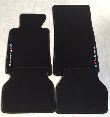 1996 bis 2003 Auto Teppiche Velours Fußmatten BMW 5er // Touring ab Bj E39