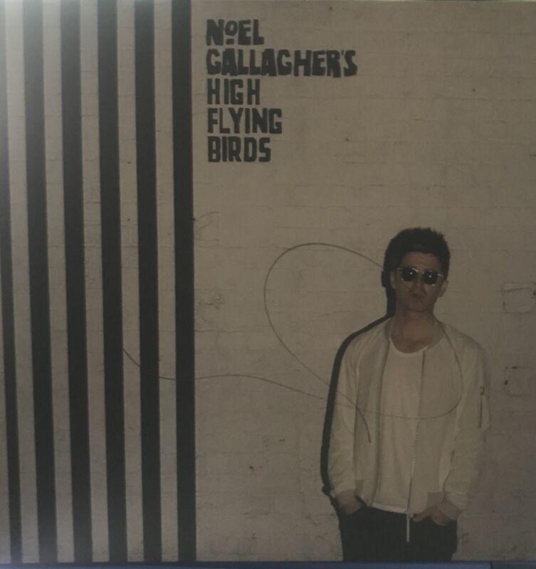 "Noel Gallagher Signed Chasing Yesterday 12"" Vinyl Album  AFTAL"