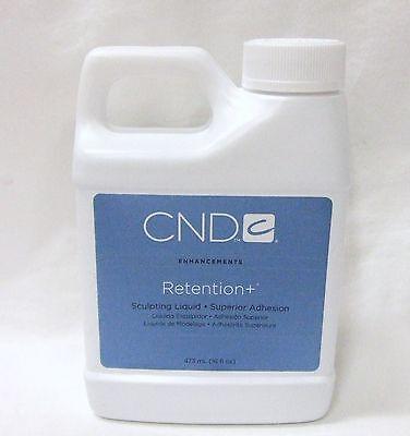 CND Creative Nail Design RETENTION LIQUID 32oz./946mL @SALE@