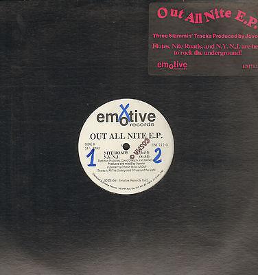 Jovonn   Out All Nite E P 1991   Emotional   Em712 0   Usa