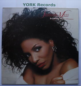 STEPHANIE-MILLS-If-I-Were-Your-Woman-Excellent-Con-LP-Record-MCA-MCF-3385