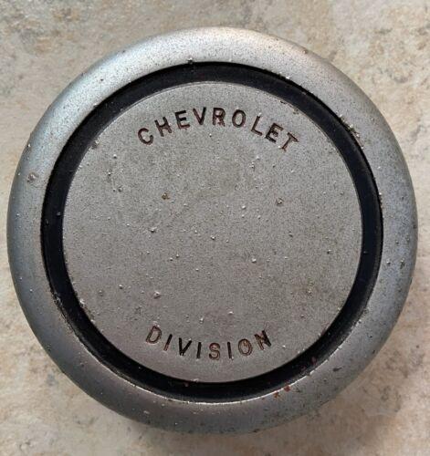 67 68 Chevy C10 C20 C30 Pickup Truck Chevrolet Division Horn Button Cap OEM Part