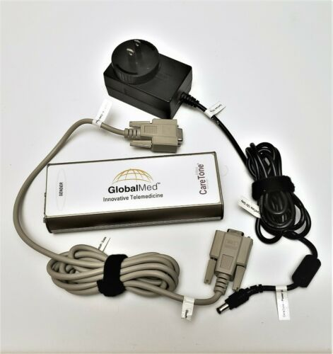 American TeleCare CareTone Ultra Sender/Receiver & Power Supply VGA Data Cable