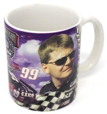 Nascar 50. Anniver 1998 Jeff Burton #99 Keramik Kaffee Becher Tasse Stock