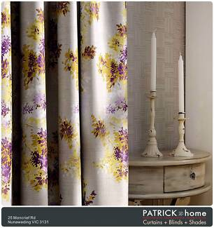 Made To Order/Free Installation /85%Blockout Curtain $30/m(P011)
