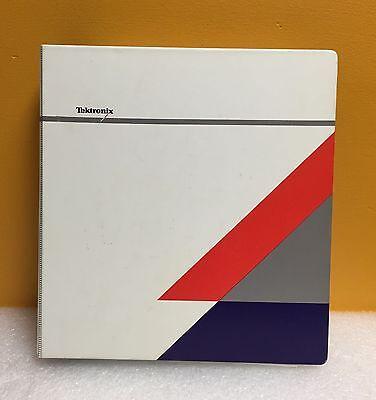 Tektronix 070-8783-02 11801b Digital Sampling Oscilloscope User Manual