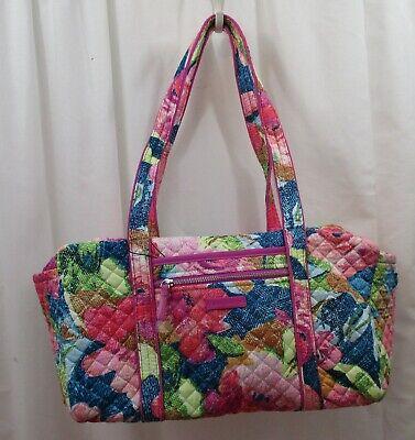 Vera Bradley Small  Duffel Bag Superbloom NWT Vera Bradley Duffel Bag