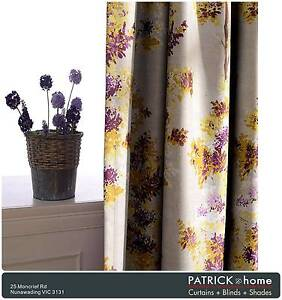 Made To Order/Free Installation /85%Blockout Curtain $30/m(P011) Nunawading Whitehorse Area Preview
