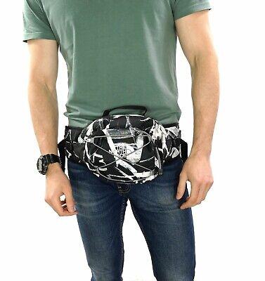 Brand New The North Face Urban Explorer Waist Bag Black / White