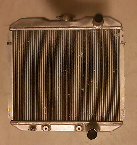 1966 Mustang Aluminium Radiator, shroud and thermo fan Jerrabomberra Queanbeyan Area Preview