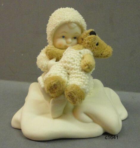Dept 56 Snowbabies A Hug