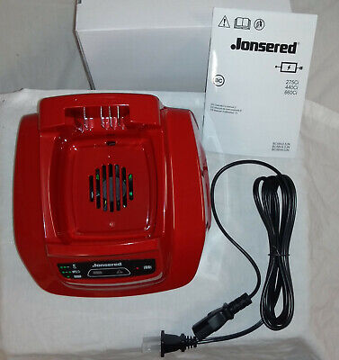 440Ci 58-Volt Battery Charger w/Cord for Jonsered, Poulan Pro, and Snapper 58V