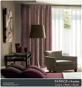 85%Blockout Curtain/Made To Order/Free Installation $19/m Nunawading Whitehorse Area Preview