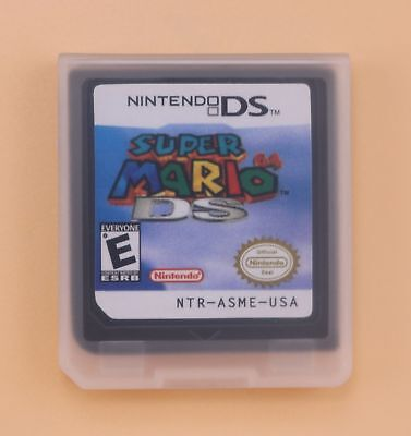New Super Mario 64 Game Card For Nintendo 3DS NDSL DSI DS XL Christmas Gift](Christmas Game)