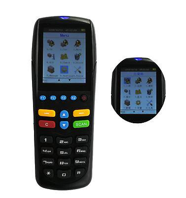 Kabellos Barcode Scanner Tragbar Klemmen Inventar System mit