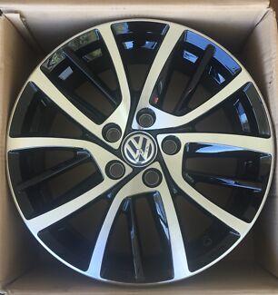 """VW 17"""" Wheel (Genuine) - Blade RRP $329 each"""