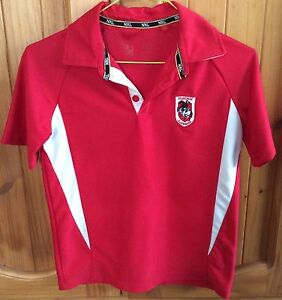 St George Illawarra NRL Shirt - Size S Birrong Bankstown Area Preview