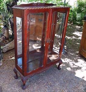 Queen Anne China Cabinet Martin Gosnells Area Preview