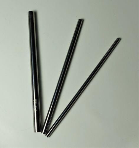 Solid Tungsten Carbide Round Bar 3,4 & 6MM X100MM US Seller.