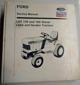 ford lgt 100 service manual